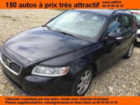 Volvo V50 Noir, garage VOITURE PAS CHERE RHONE ALPES à Saint-Bonnet-de-Mure
