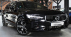 Volvo V60 (2E GENERATION) II T8 390 TWIN ENGINE R-DESIGN GEARTRONIC 8 Noir à RONCQ 59
