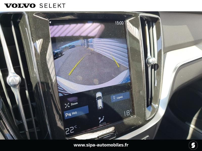 Volvo V60 cross country Pro B4 197ch geartronic Blanc occasion à Lescar - photo n°12