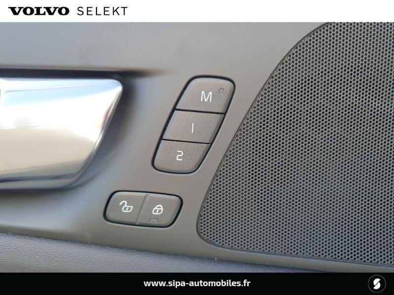 Volvo V60 cross country Pro B4 197ch geartronic Blanc occasion à Lescar - photo n°20