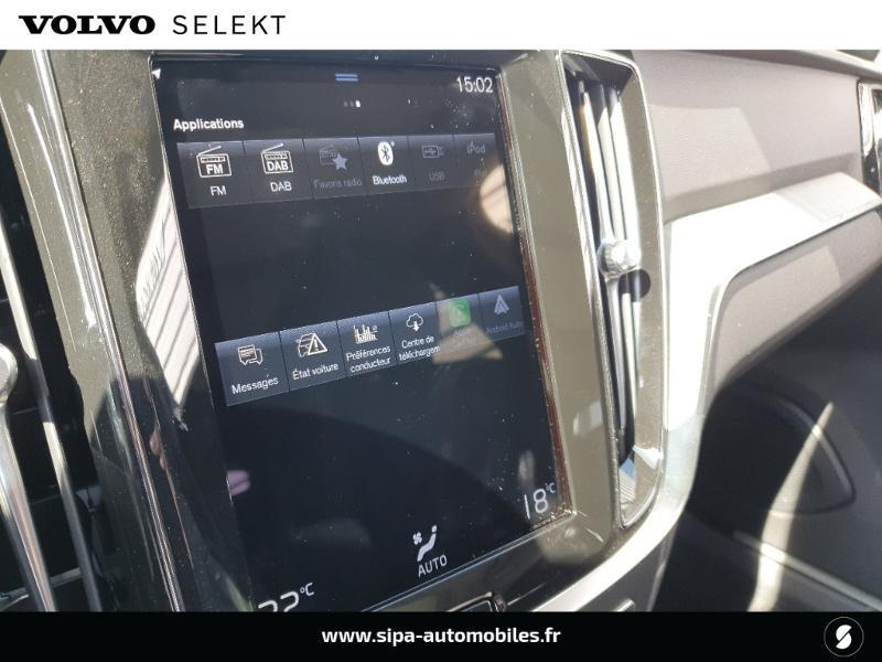 Volvo V60 cross country Pro B4 197ch geartronic Blanc occasion à Lescar - photo n°15