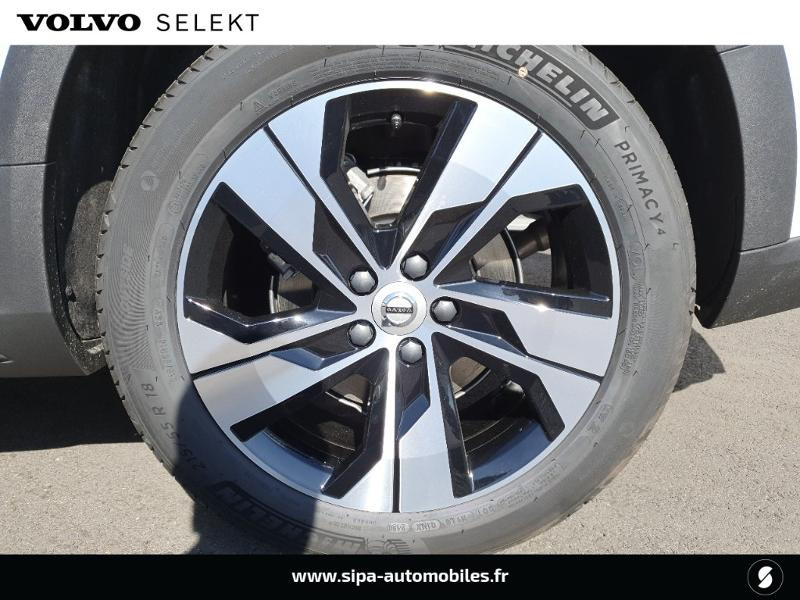 Volvo V60 cross country Pro B4 197ch geartronic Blanc occasion à Lescar - photo n°8
