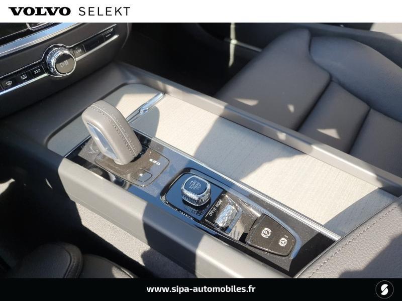 Volvo V60 cross country Pro B4 197ch geartronic Blanc occasion à Lescar - photo n°11