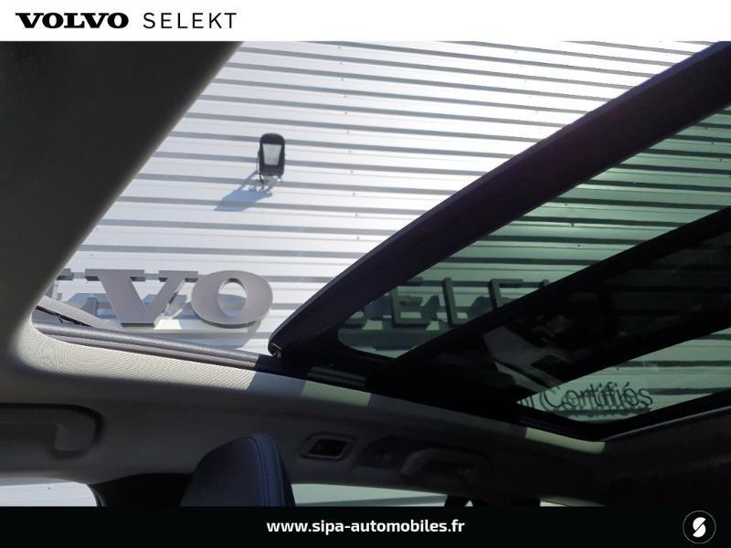 Volvo V60 cross country Pro B4 197ch geartronic Blanc occasion à Lescar - photo n°19