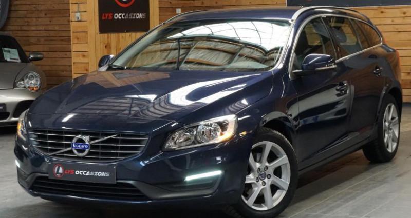 Volvo V60 D2 115 MOMENTUM BUSINESS Bleu occasion à RONCQ
