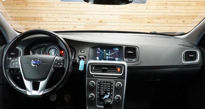 Volvo V60 D2 115 MOMENTUM BUSINESS Bleu occasion à RONCQ - photo n°2