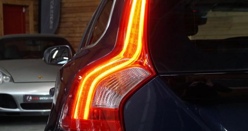 Volvo V60 D2 115 MOMENTUM BUSINESS Bleu occasion à RONCQ - photo n°5