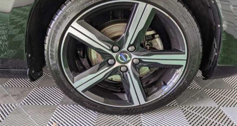 Volvo V60 D3 150 ch Stop&Start R-Design Geartronic A Noir occasion à SAINT FULGENT - photo n°7