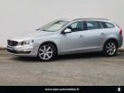 Volvo V60 D3 150ch Momentum Business Geartronic Argent à Mérignac 33