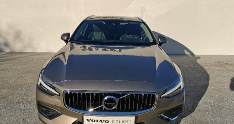 Volvo V60 D4 190ch AdBlue Inscription Geartronic  occasion à BARBEREY SAINT SULPICE - photo n°2