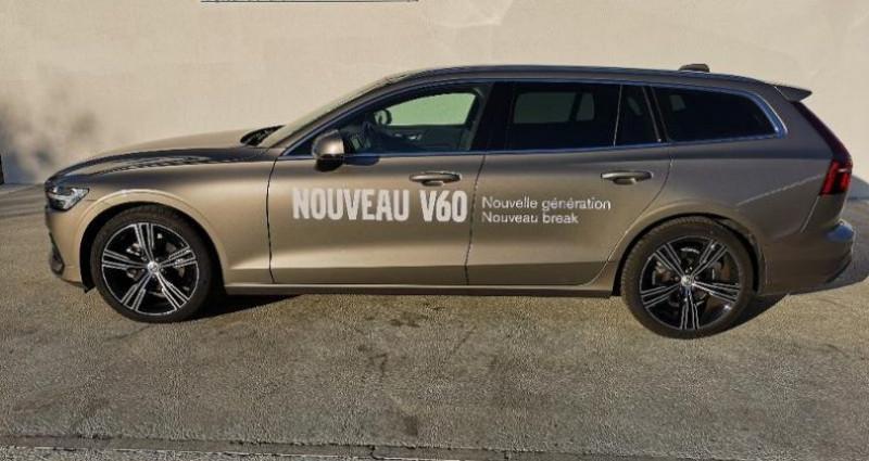 Volvo V60 D4 190ch AdBlue Inscription Geartronic  occasion à BARBEREY SAINT SULPICE - photo n°3