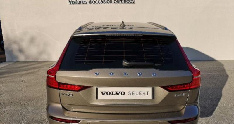 Volvo V60 D4 190ch AdBlue Inscription Geartronic  occasion à BARBEREY SAINT SULPICE - photo n°5