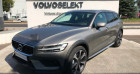 Volvo V60 D4 190ch AWD Cross Country Pro Geartronic Gris à Chennevieres Sur Marne 94