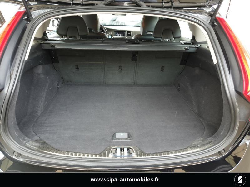 Volvo V60 D4 190ch Summum Noir occasion à Mérignac - photo n°6