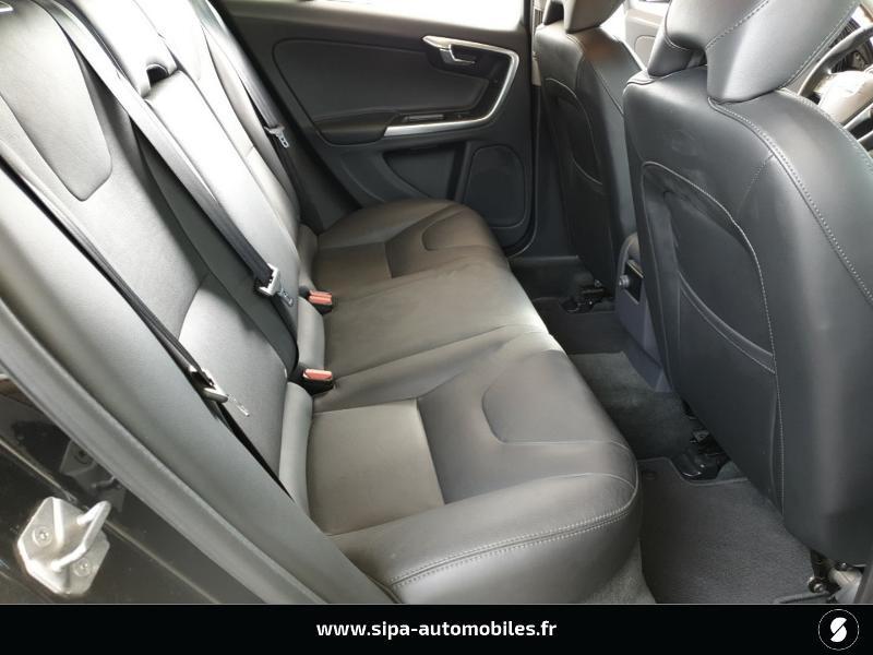 Volvo V60 D4 190ch Summum Noir occasion à Mérignac - photo n°14