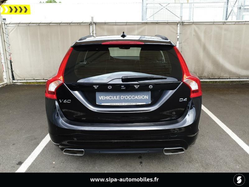 Volvo V60 D4 190ch Summum Noir occasion à Mérignac - photo n°9