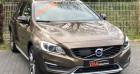 Volvo V60 D4 AWD 190CH SUMMUM GEARTRONIC Marron à COLMAR 68