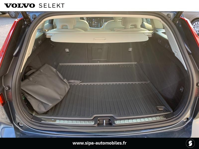 Volvo V60 T6 AWD 253 + 87ch Inscription Luxe Geartronic Bleu occasion à Lormont - photo n°9