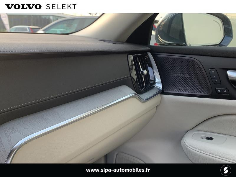 Volvo V60 T6 AWD 253 + 87ch Inscription Luxe Geartronic Bleu occasion à Lormont - photo n°17