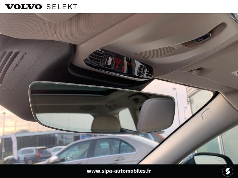 Volvo V60 T6 AWD 253 + 87ch Inscription Luxe Geartronic Bleu occasion à Lormont - photo n°18
