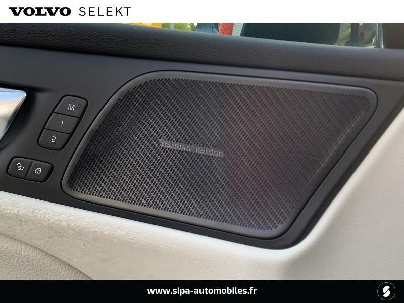 Volvo V60 T6 AWD 253 + 87ch Inscription Luxe Geartronic Bleu occasion à Lormont - photo n°15