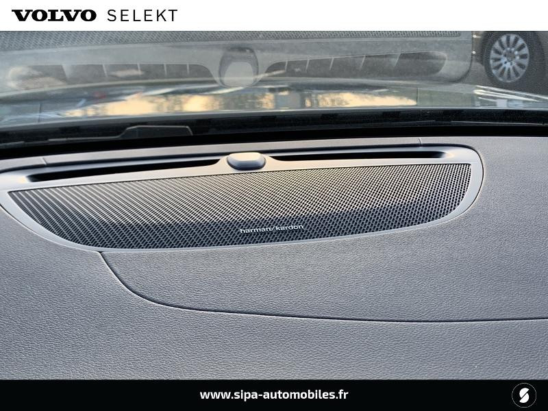 Volvo V60 T6 AWD 253 + 87ch Inscription Luxe Geartronic Bleu occasion à Lormont - photo n°16