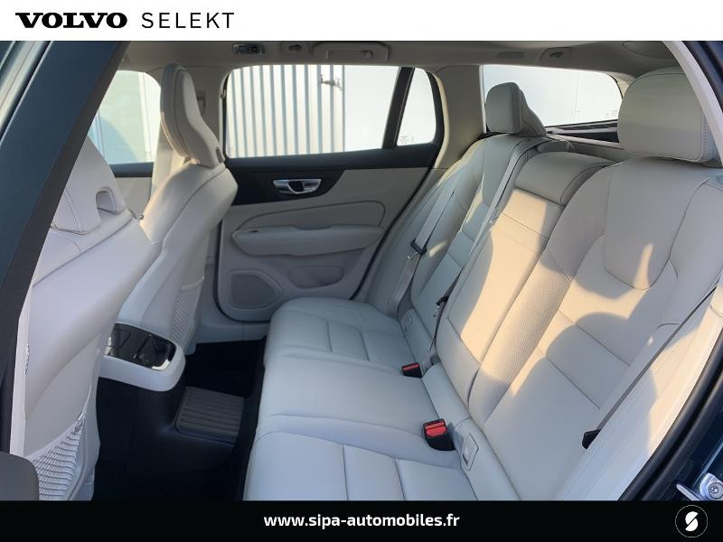 Volvo V60 T6 AWD 253 + 87ch Inscription Luxe Geartronic Bleu occasion à Lormont - photo n°7