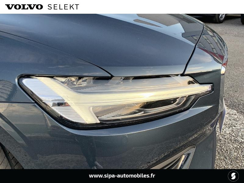 Volvo V60 T6 AWD 253 + 87ch Inscription Luxe Geartronic Bleu occasion à Lormont - photo n°13