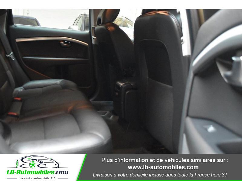 Volvo V70 T4F MOMENTUM 180CV E85 ETHANOL Marron occasion à Beaupuy - photo n°7