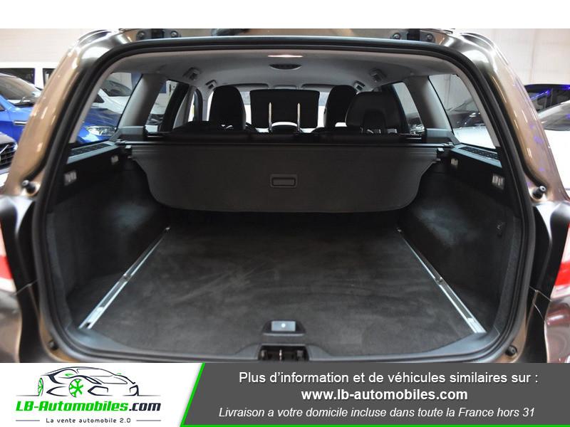 Volvo V70 T4F MOMENTUM 180CV E85 ETHANOL Marron occasion à Beaupuy - photo n°8