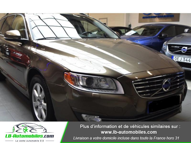 Volvo V70 T4F MOMENTUM 180CV E85 ETHANOL Marron occasion à Beaupuy