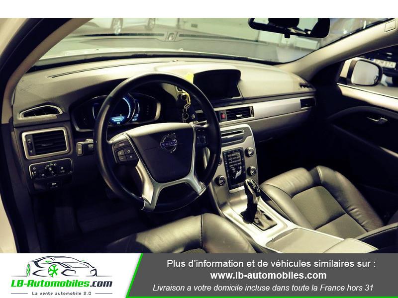 Volvo V70 T4F MOMENTUM FLEXIFUEL E85 ETHANOL ORIGINE Blanc occasion à Beaupuy - photo n°2