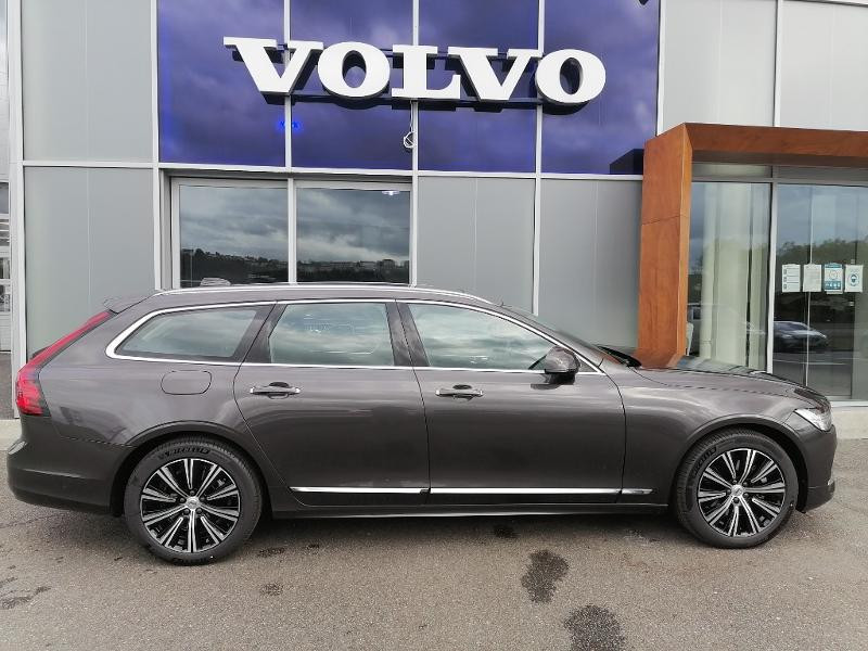 Volvo V90 B4 Adblue 197ch Inscription Luxe Geartronic Gris occasion à Onet-le-Château - photo n°5