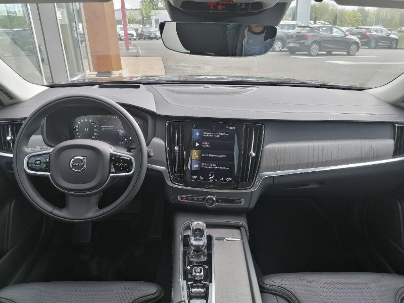 Volvo V90 B4 Adblue 197ch Inscription Luxe Geartronic Gris occasion à Onet-le-Château - photo n°19