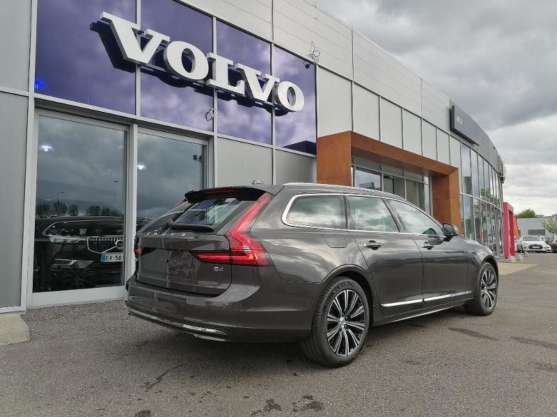 Volvo V90 B4 Adblue 197ch Inscription Luxe Geartronic Gris occasion à Onet-le-Château - photo n°6