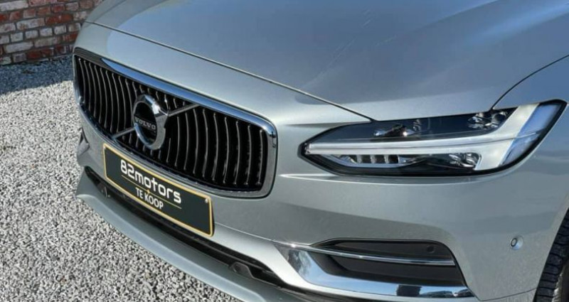 Volvo V90 D3 Inscription Gris occasion à Meulebeke - photo n°5