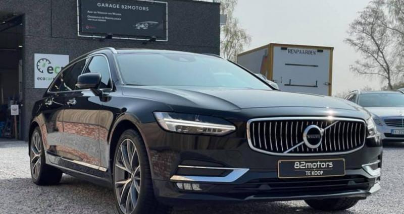 Volvo V90 D4 Inscription Noir occasion à Meulebeke