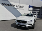 Volvo V90 D5 AdBlue AWD 235ch Luxe Geartronic Blanc à Onet-le-Château 12