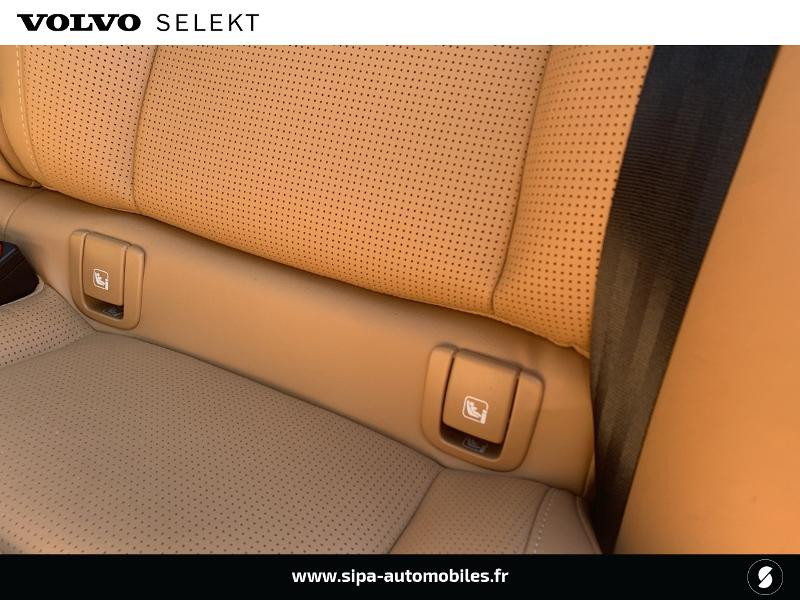 Volvo V90 D5 AdBlue AWD 235ch Pro Geartronic Argent occasion à Lormont - photo n°14