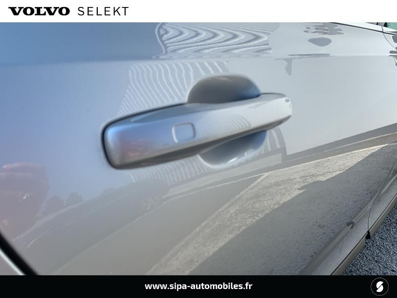 Volvo V90 D5 AdBlue AWD 235ch Pro Geartronic Argent occasion à Lormont - photo n°17