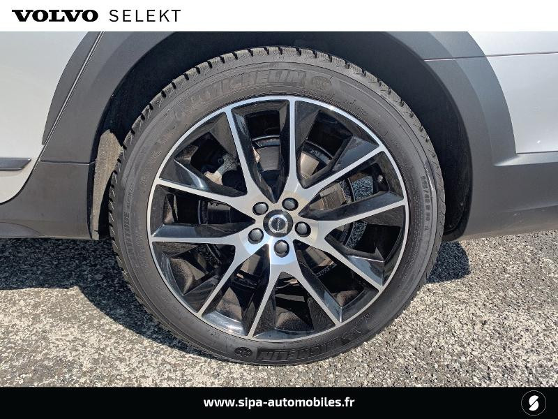 Volvo V90 D5 AdBlue AWD 235ch Pro Geartronic Argent occasion à Lormont - photo n°8