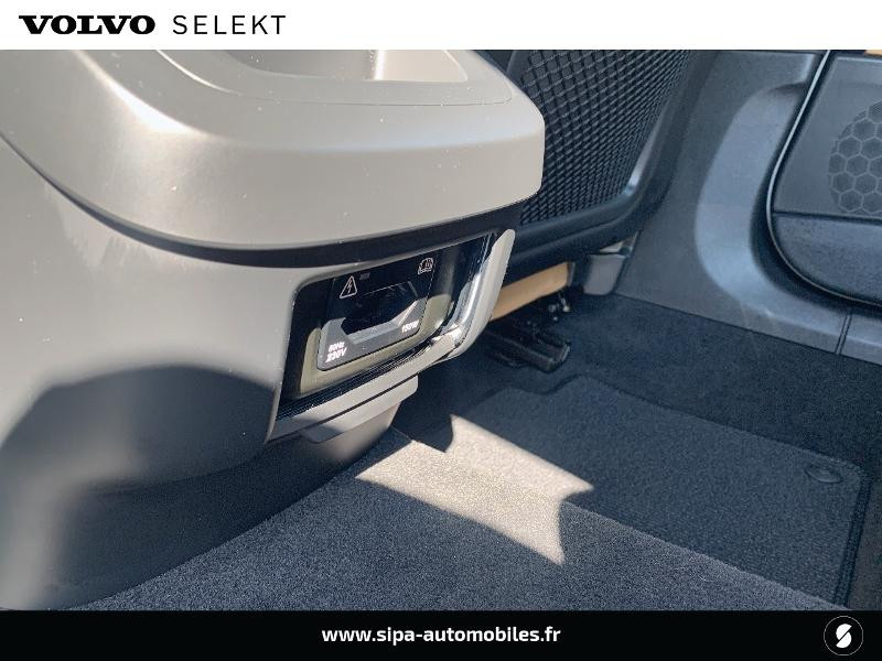Volvo V90 D5 AdBlue AWD 235ch Pro Geartronic Argent occasion à Lormont - photo n°13