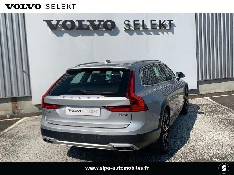 Volvo V90 D5 AdBlue AWD 235ch Pro Geartronic Argent occasion à Lormont - photo n°3
