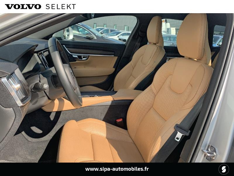Volvo V90 D5 AdBlue AWD 235ch Pro Geartronic Argent occasion à Lormont - photo n°6