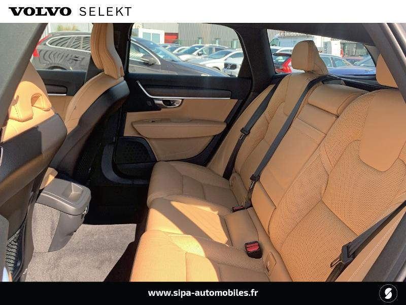 Volvo V90 D5 AdBlue AWD 235ch Pro Geartronic Argent occasion à Lormont - photo n°7