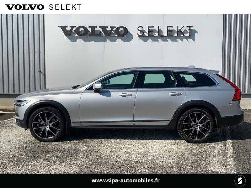 Volvo V90 D5 AdBlue AWD 235ch Pro Geartronic Argent occasion à Lormont - photo n°2
