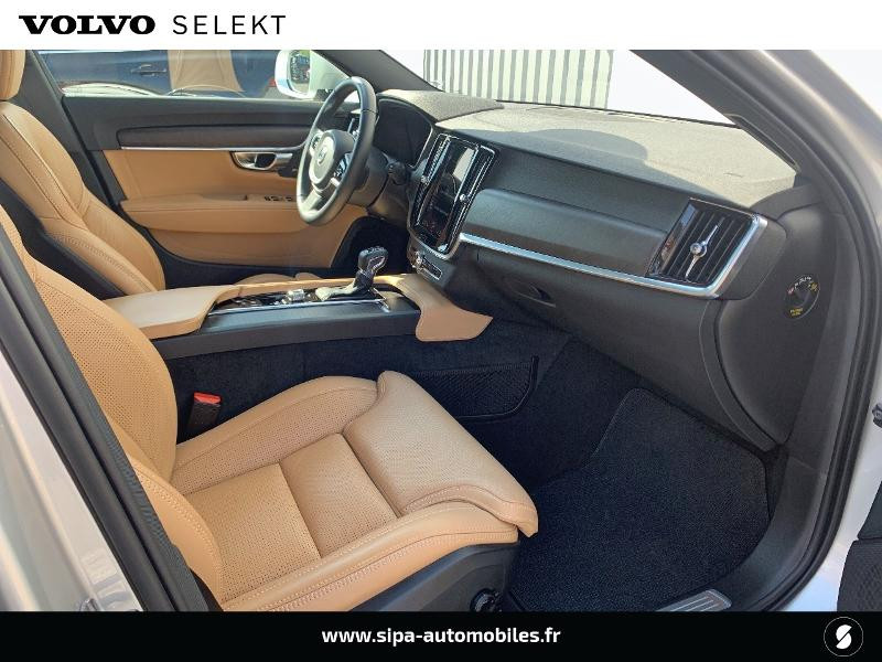 Volvo V90 D5 AdBlue AWD 235ch Pro Geartronic Argent occasion à Lormont - photo n°18