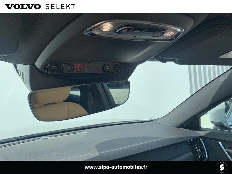 Volvo V90 D5 AdBlue AWD 235ch Pro Geartronic Argent occasion à Lormont - photo n°11