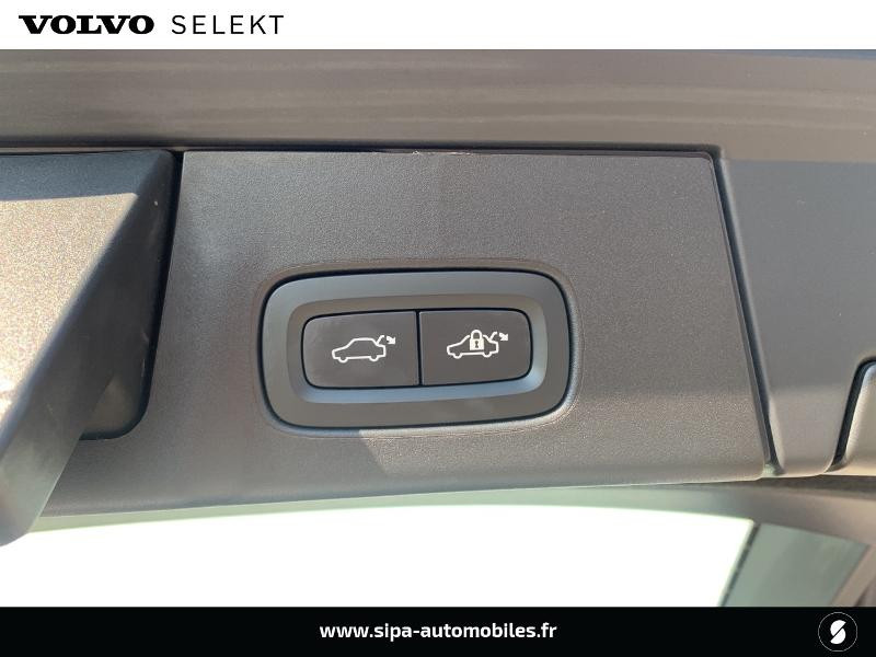 Volvo V90 D5 AdBlue AWD 235ch Pro Geartronic Argent occasion à Lormont - photo n°15