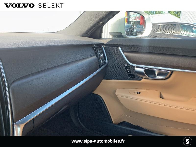 Volvo V90 D5 AdBlue AWD 235ch Pro Geartronic Argent occasion à Lormont - photo n°20